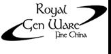 Royal Genware Fine China
