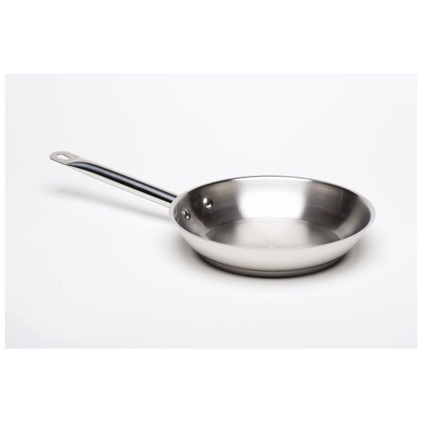 Induction Compatible Frying Pans