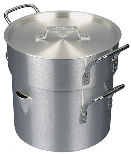 Double Boiling Stockpots