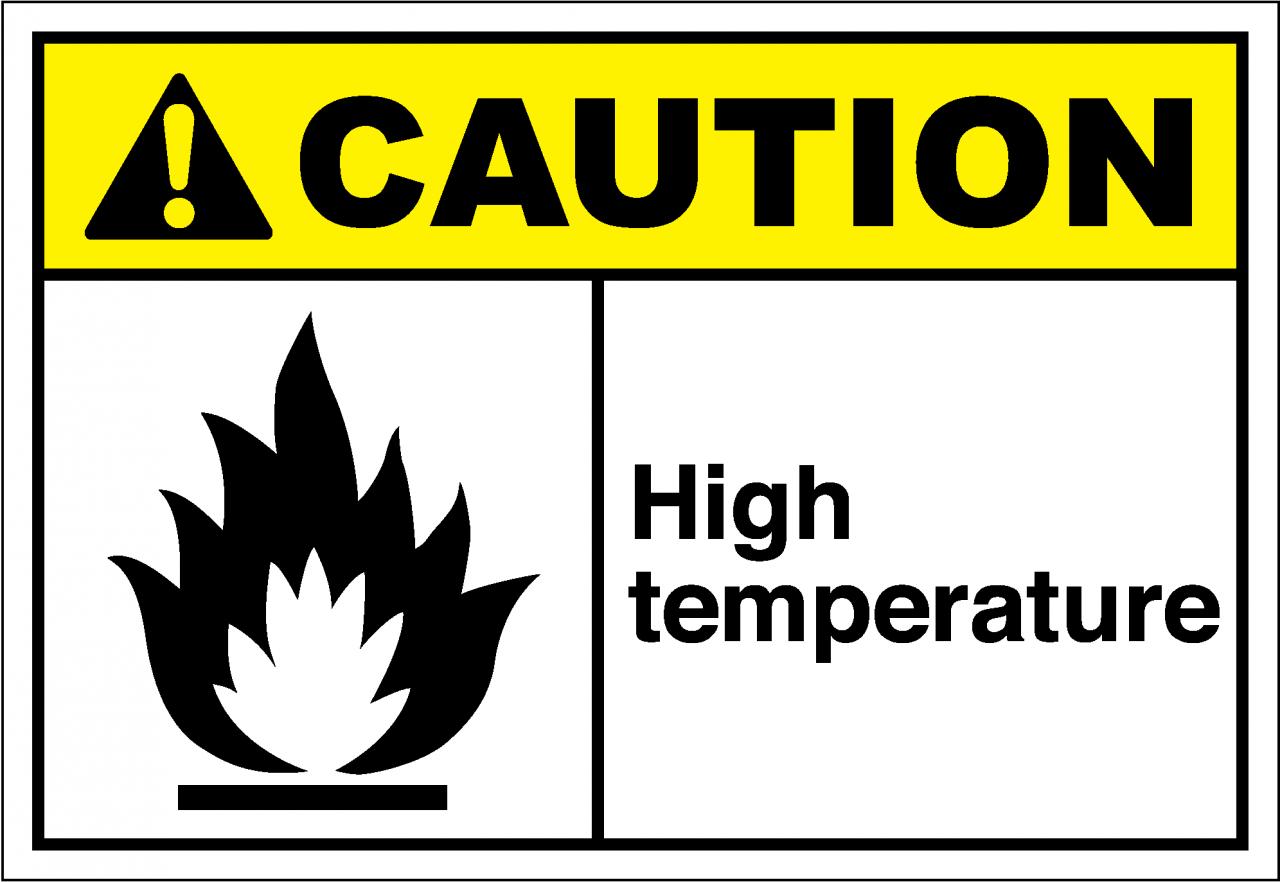 Temperature Signs