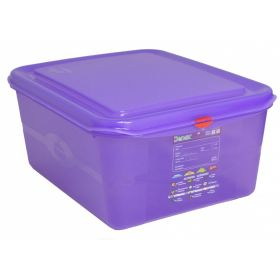 Colour Coded Food Containers