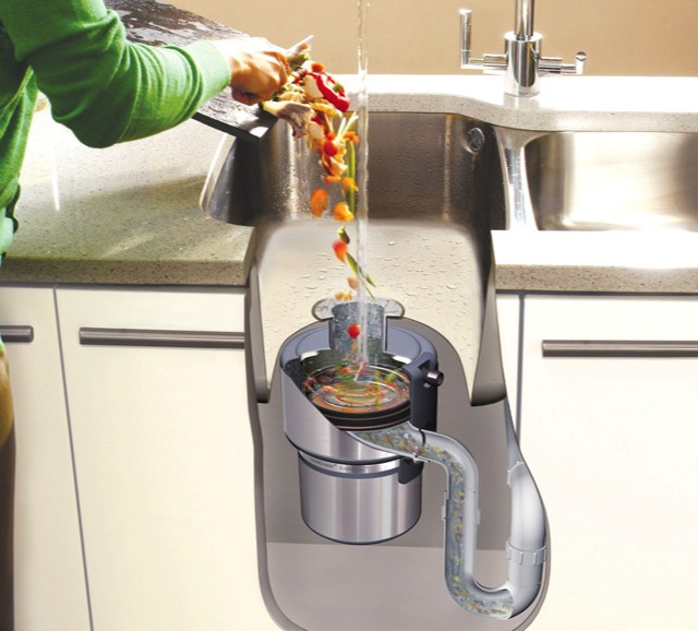 Commercial Food Waste Kitchen Disposal
