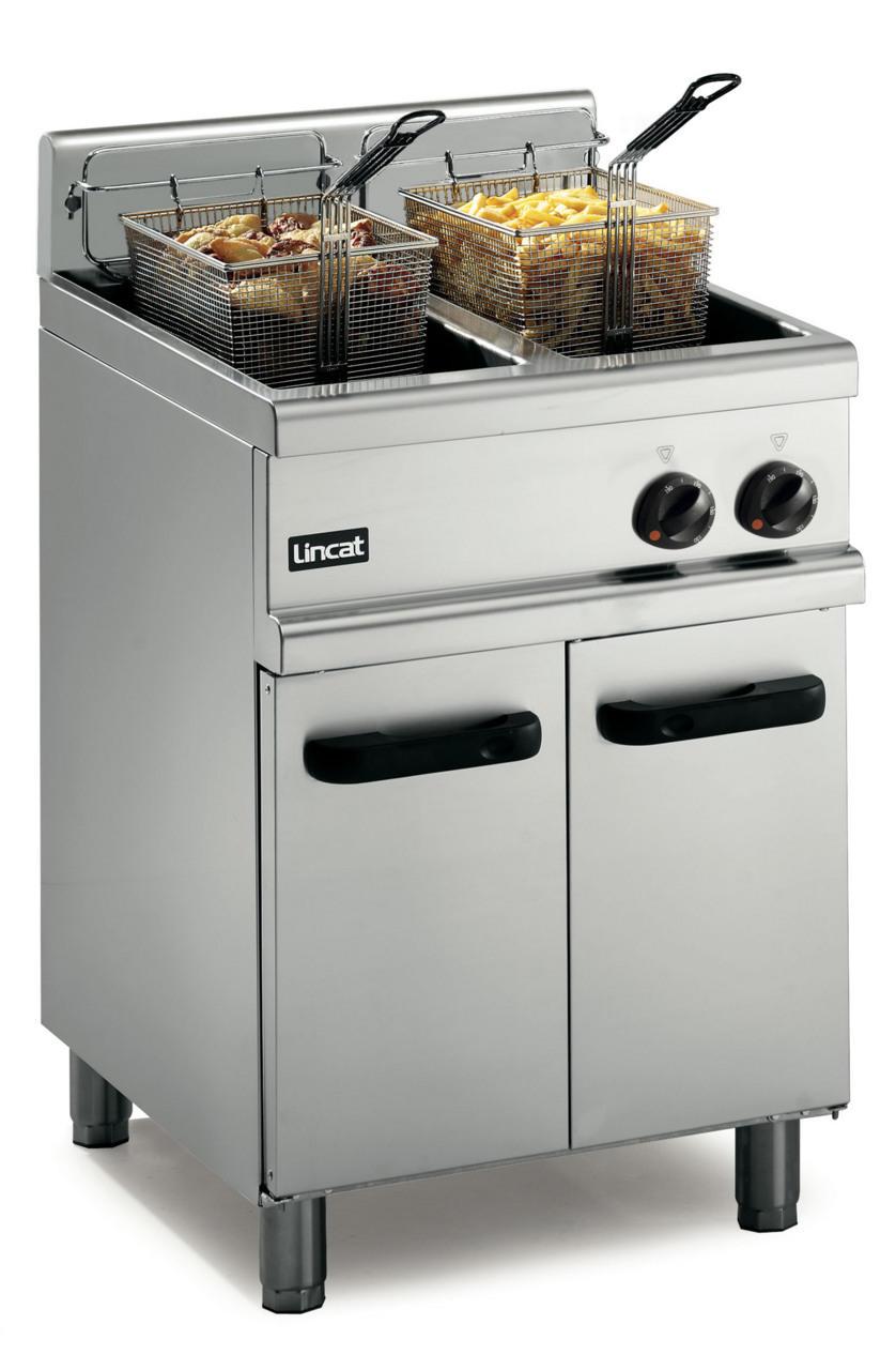 LPG Fryers - Pedestal
