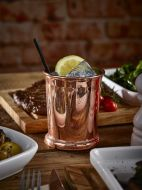 Copper Julep Cup 38.5cl/13.5oz - Genware JUL385C