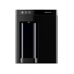 Borg & Overstrom B4 103522 Countertop Water Cooler - Direct Chill & Hot Black