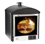 King Edward BKS Bake King Solo - Convection Oven - Black