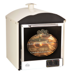 King Edward BKS Bake King Solo - Convection Oven - Cream