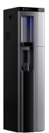 Borg & Overstrom B4 103510 Floorstanding Water Cooler - Direct Chill & Ambient Silver