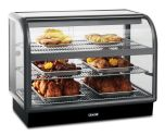 Lincat C6H/100S Seal 650 - Heated Display Merchandiser 1000mm Wide - Self Service
