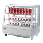 Polar CC666 - Refrigerated Countertop Merchandiser - 100 litre