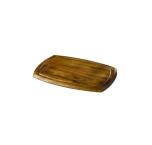 Genware Acacia Wood Serving Board 36X25.5X2cm