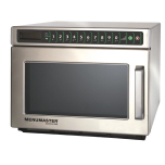 Menumaster DEC18E2 - 1800W Compact Microwave