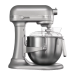 KitchenAid Heavy Duty Stand Mixer 500W 6.9L 5KSM7591XBSM
