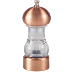 Copper & Acrylic Salt/Pepper Grinder 14cm
