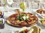 Acacia Wood Pizza Paddle 33cm Dia - Genware
