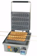 Roller Grill GES23 Single Stick Waffle Iron