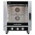 Blue Seal Turbofan EC40M7 Manual Electric 7 Grid Combination Oven