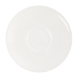 Churchill Plain Whiteware Saucers 160mm (Pack of 24) P884
