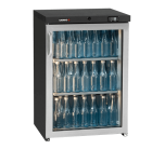 Gamko Maxiglass MG3/150RGCS 150L Single Door Bottle Cooler SS - Right Hinged