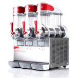 Ugolini Granit 3 Slush Dispenser Machine 3 x 10L