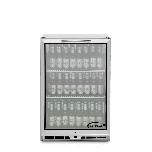 Williams BC1 SS Bottle Cooler Single Door - Stainless Steel