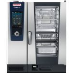 Rational iCombi Pro 10-1/1/G/P 10 Grid 1/1GN Propane Gas Combination Oven