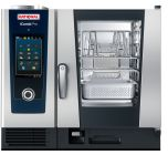 Rational iCombi Pro 6-1/1/G/N 6 Grid 1/1GN Natural Gas Combination Oven