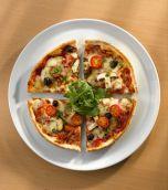 Royal Genware Pizza Plate 32cm White Porcelain 162932
