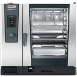 Rational iCombi Classic 10-2/1/E 10 Grid 2/1GN Electric Combination Oven