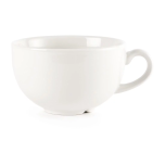 Churchill Plain Whiteware Cappuccino Cups 340ml (Pack of 24)