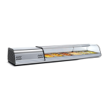 Infrico VET6P Counter Top Tapas Fridge