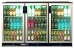 Infrico ZXS3 3 door Bottle Cooler