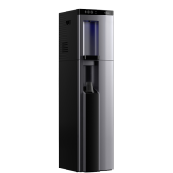 Borg & Overstrom B4 103520 Floorstanding Water Cooler Direct Chill & Hot Silver