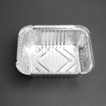 Foil Takeaway Food Containers Medium 450ml / 16oz (Pack of 500)