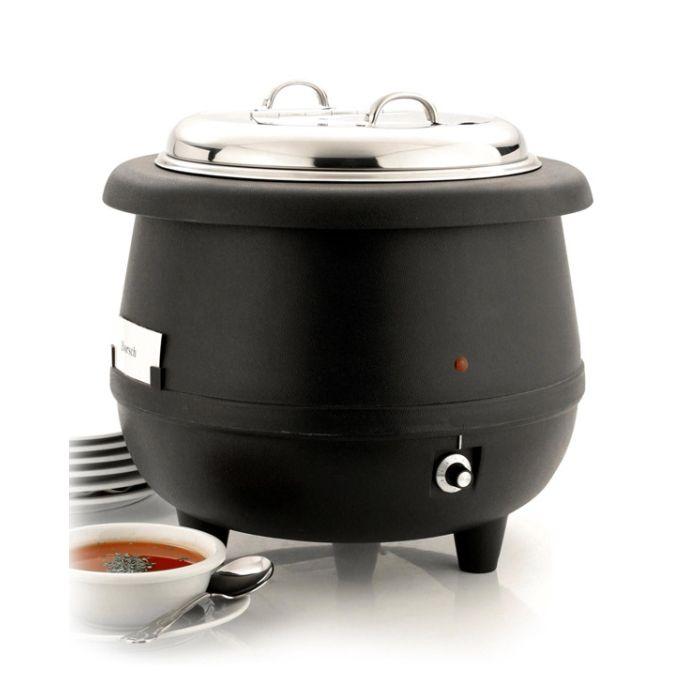 Zodiac SB6000 K Soup Kettle Black 10 L