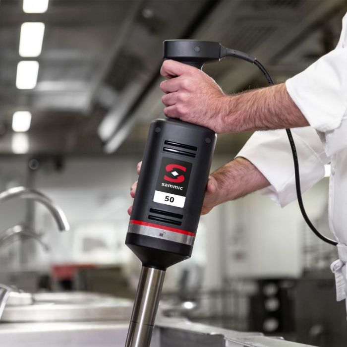 Sammic XM-51 Commercial Hand Blender - Fixed Speed - 570W| Free UK Delivery  | Price Match Promise | ceonline.co.uk | Catering Equipment Online