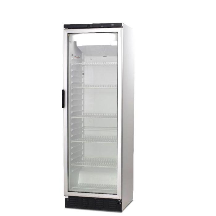 Vestfrost nfg309 glass door display freezer 310l catering details planetlyrics Gallery