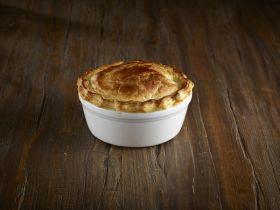 Royal Genware Round Pie Dish 14cm (Ø)