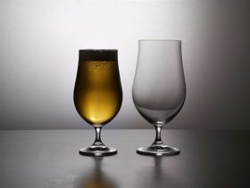Gusto Stemmed Beer Glass 55cl/19.25oz - GST175 - pk 6