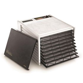 Excalibur FPTH0168 9 Tray Food Dehydrator Stainless Steel