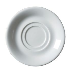 Royal Genware Double Well Saucer 15cm - 162115