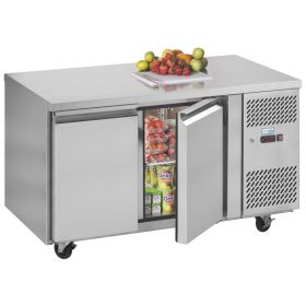 Interlevin PH20 Gastronorm Prep Fridge / Counter - 2 Door