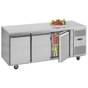 Interlevin PH30 Gastronorm Prep Fridge / Counter - 3 Doors