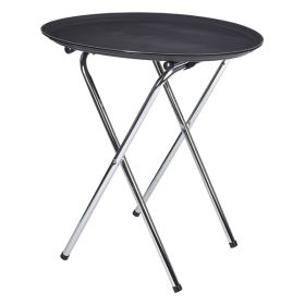 """Tray Stand 31"""" 790mm High 475mm Wide - Genware"""