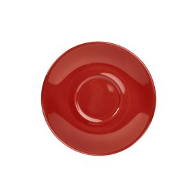 Royal Genware Saucer 16cm Red - 182115R