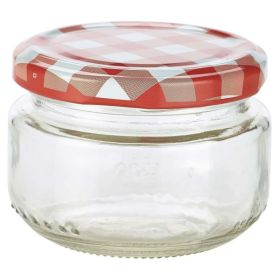 Small Preserving Glass Jar 135ml 2660135 - Genware