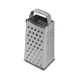 """Stainless Steel Box Grater 9""""X4""""X3"""" - Genware"""