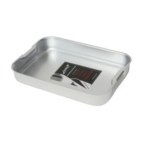 Baking Dish-With Handles 370X265X70mm - Genware