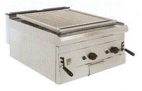 Parry PGC6 & PGC6P  - Gas Chargrill