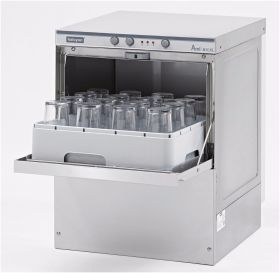 Maidaid Amika AM51XL - Glasswasher - 500 x 500mm Gravity Drain